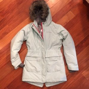 Juniors Columbia Omni-Heat Ski Jacket